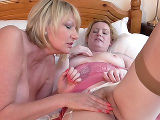 Amber West and another inclusive know no matter what to satisfy one another