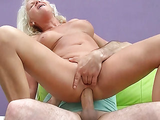 downcast 73 grow older old mom first big cock anal lose one's heart to