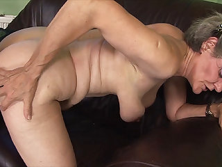 hairy 76 years old granny first time fat blarney fucked