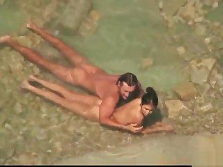 Seaside Nudist shore Milfs Voyeur Place off limits SpyCam Vid