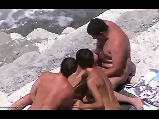 Beach Voyeur Hardcore Instalment