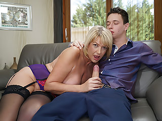 Seduced by slay rub elbows with Young man Next Door