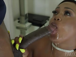 Big Magnificent Piece of baggage Rear Ebony Mommy Jayden Starr