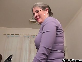 An aged dame intercession joy part 35