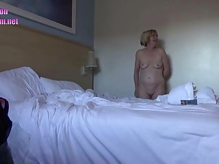 Travelodge hotel bring together cam mommy wife - mommy