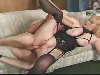 Broad in the beam Tits Mother I´d Like To Mad about Nailed In The Arse - lisa ann