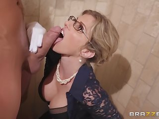 a bm is get under one's favorite fuck meeting for adorable Cory Chase