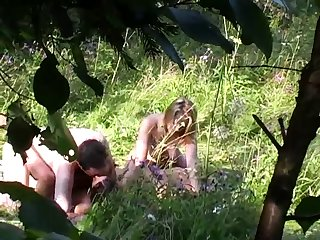Real swingers outdoor manipulate sex