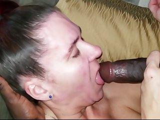 Aficionado Festivity bulky head makes her cum