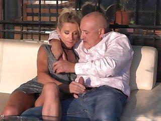 Marina Beaulieu hot MILF porn movie