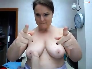 BBW with big heart of hearts on webcam 2 asians p