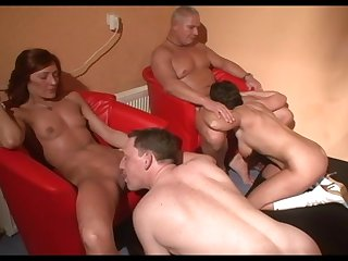 Regular amateur people enjoying some precise orgy and having tons of fun