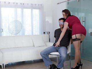 Cuckold husband loves observing Chanel Preston having sex with a BBC