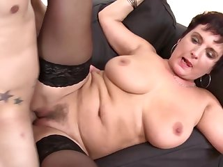 Mature women are getting fucked close by various situations and moaning while experiencing intense orgasms