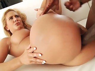 Big Tits MILF loves Interracial
