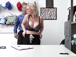 Russian sex take a run-out powder Casca Akashova gets punished for shoplifting